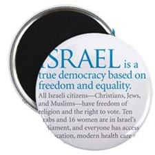 Israel_fact Magnet