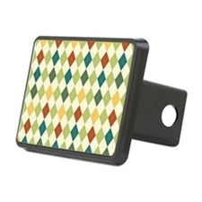 Paxton Argyle Pattern Hitch Cover