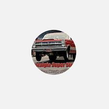 NSS-Bates-Cover Mini Button