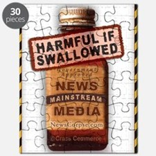 Harmful If Swallowed Puzzle