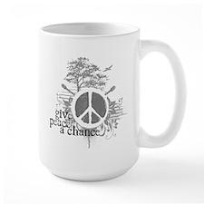 Give Peace Scene a Chance Mugs
