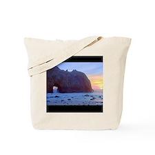 Pfeiffer Beach, Big Sur, California Tote Bag