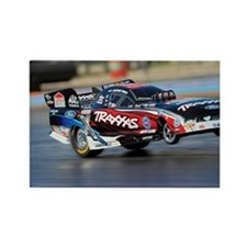 TRAXXAS FUNNY CAR Rectangle Magnet