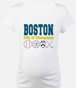 Boston City of Champions Shirt