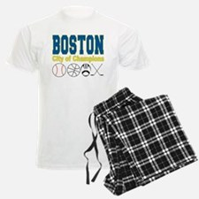 Boston City of Champions Pajamas