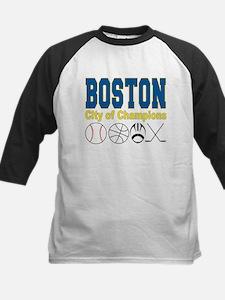 Boston City of Champions Kids Baseball Jersey