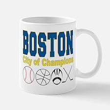 Boston City of Champions Mug