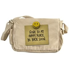 happyplace Messenger Bag