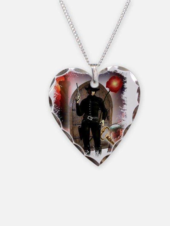 TheGunslinger11x11-Trans Necklace