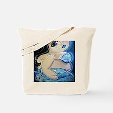 Mermaid Art - Abalonia Tote Bag