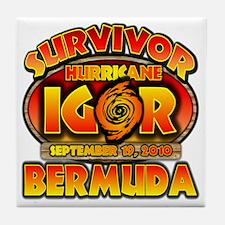 igor_cp_bermuda Tile Coaster