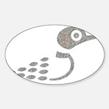 LoonONLY Sticker (Oval)