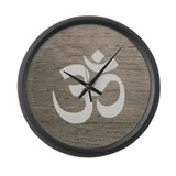 Yoga Giant Clocks