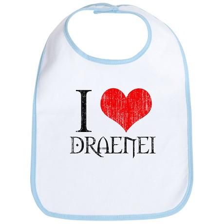 I Love Draenei Bib