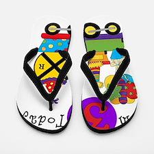 XPTRAINTHREE Flip Flops