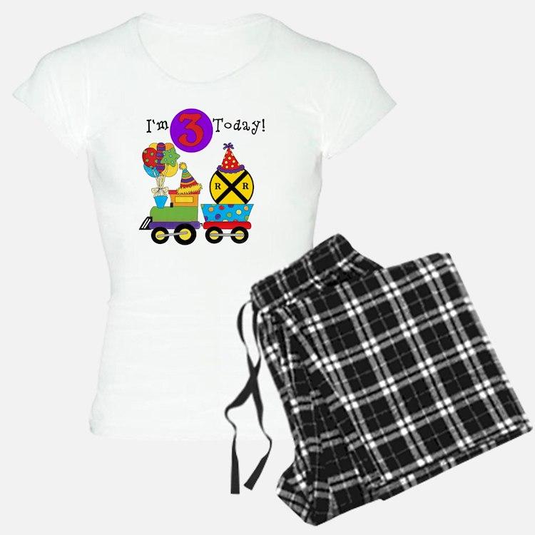 XPTRAINTHREE Pajamas