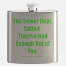sewerdept Flask