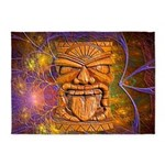 Tiki God 5'x7'Area Rug