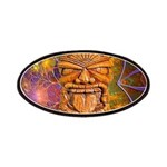 Tiki God Patch