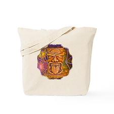 Tiki God Tote Bag