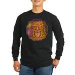 Tiki God Long Sleeve Dark T-Shirt
