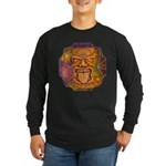 Tiki God Long Sleeve Dark T-Shirt