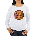 Tiki God Women's Long Sleeve T-Shirt