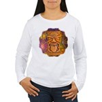 Tiki God Women's Long Sleeve T-Shirt