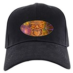 Tiki God Black Cap