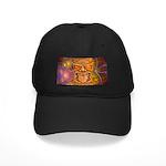Tiki God Black Cap