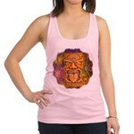 Tiki God Racerback Tank Top