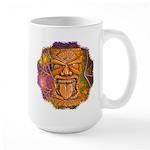 Tiki God Large Mug