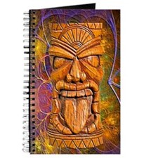 Tiki God Journal