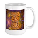 Tiki God Large Mug