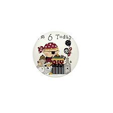 BOYPIRATE6 Mini Button