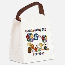 SPORTXP5TH Canvas Lunch Bag