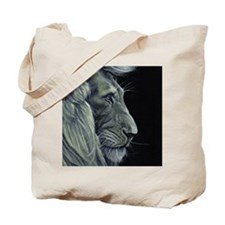 Golden Lion Tote Bag