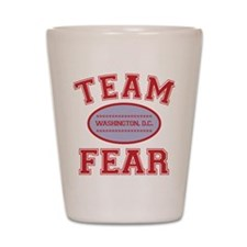 2-team fear Shot Glass
