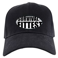 Survival-of-the-Fitess--Marathon Baseball Hat