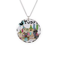 Dogs 5th Birthday Necklace