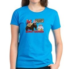 Honey Badger Happy Freakin' Birthday Tee