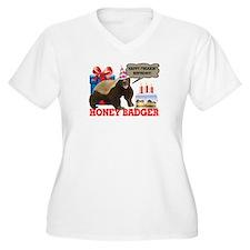 Honey Badger Happy Freakin' Birthday T-Shirt