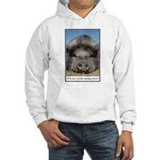Not A Morning Person Hoodie