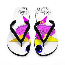 dew drop 2010 Flip Flops