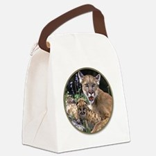 yule mt lions Canvas Lunch Bag