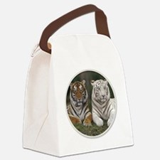 yule tigers Canvas Lunch Bag