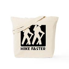 Hike-banjos-blackv2 Tote Bag