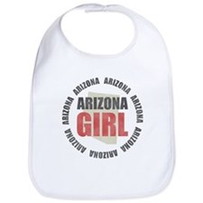 Arizona Girl Bib