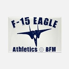 varsity-f15-athletics Rectangle Magnet