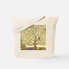 Tree of Life by Gustav Klimt Tote Bag